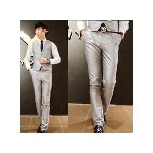 男士修身西裤 免烫男士长裤正装商务男装西装裤男裤