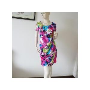 丝绸连衣裙连衣裙
