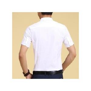 男士时尚短袖衬衫