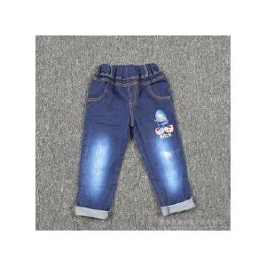 韩版儿童牛仔裤