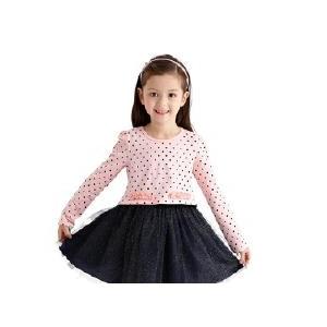 童装童套装 女孩服装来样定做订货生产